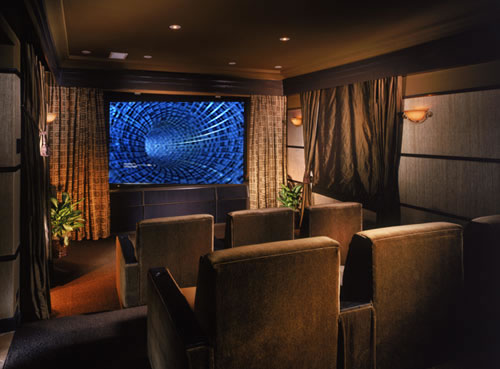 Home Theatre or Media Room cabling and wiring
